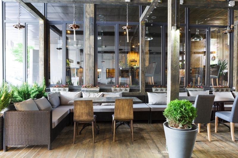 Fotograf wnętrz restauracji, barów, kawiarni